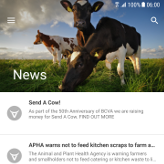 App for the British Cattle Veterinary Association